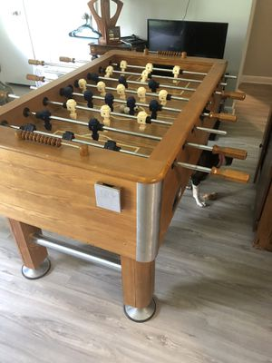 Foosball table for Sale in Raleigh, NC