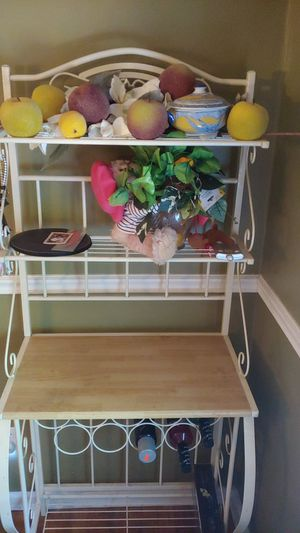 Bakers Rack minus accessories for Sale in Hillcrest Heights, MD