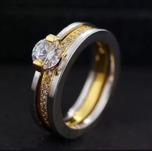 Stamped 18K Gold plated Ring- Code GLP27 for Sale in Dallas, TX