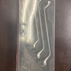 Snap On 5 Pieces Metric 60 Degrees Offset Box Wrenches for Sale in La Mirada,  CA