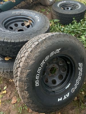 33/12.5/r15 5x4.5 for Sale in Dover, PA