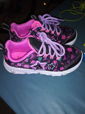 Girls light up shoes for Sale in Russell, KS