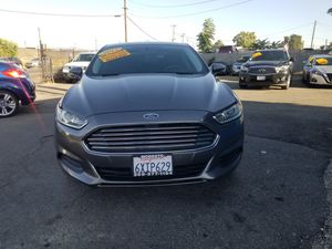 2013 FORD FUSION SE AUTOMATIC TRANSMISSION. 86K MILES STAR AUTO SALES. 514 CROWS LANDING RD. MODESTO for Sale in Modesto, CA