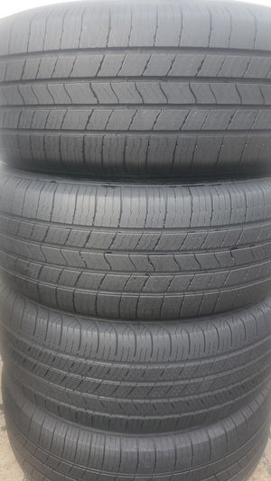 04 MICHELIN TIRES FOR SALE. SIZE 225/60/16 for Sale in Washington, DC