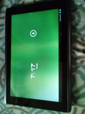 Acer A500 tablet with games installed for Sale in Bristol, PA