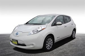 2015 Nissan LEAF for Sale in Seattle, WA