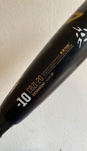 Demarini baseball bat for Sale in Pico Rivera, CA