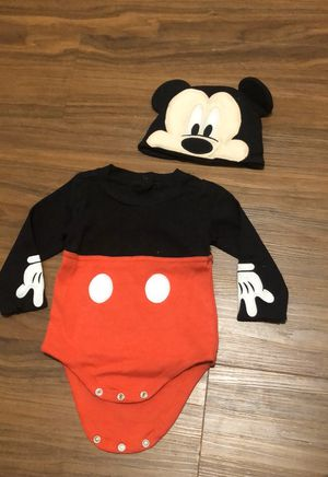 Mickey Mouse baby costume set for Sale in Brooklyn, NY