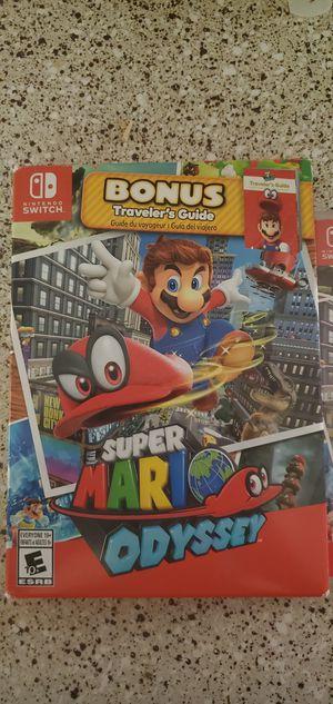 Super Mario Odyssey for Sale in Denver, CO