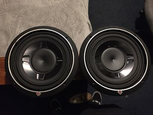 10's shallow mount in SW $190 obo for Sale in Bakersfield, CA