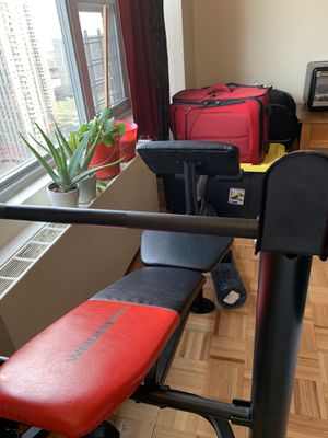 Weight lifting for Sale in The Bronx, NY