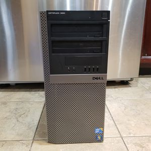 Dell Optiplex 980 Core i5 3.20 GHz 8GB RAM 500 GB HDD, AMD Radeon 5450 graphics card, Windows 10 Pro 64 Bits, Office 2019 for Sale in Centreville, VA