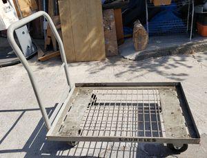 Heavy duty steel cart for Sale in Stockton, CA
