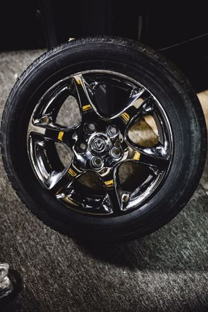 """16"""" CHROME OEM LEXUS WHEELS AND TIRES FOR SALE for Sale in Atlanta, GA"""