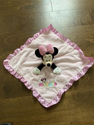 Minnie Mouse Snuggle Buddy for Sale in Fairburn, GA
