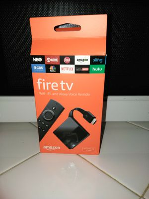A Amazon TV Fire for Sale in Highland, CA