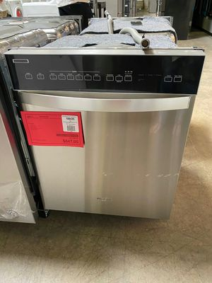 New Whirlpool Dishwasher w/ Stainless Tub 1 Year Manufacturer Warranty Included for Sale in Chandler, AZ