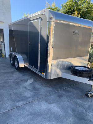 All Aluminum ATC toy hauler trailer for Sale in Los Angeles, CA