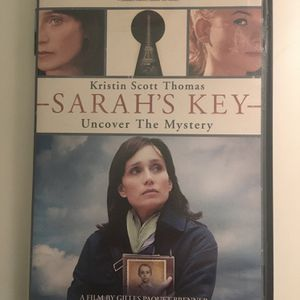 DVD (Sarah's Key) Movie for Sale in Upland, CA