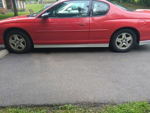 2002 Monte Carlo ss limited edition for Sale in Burnsville, WV