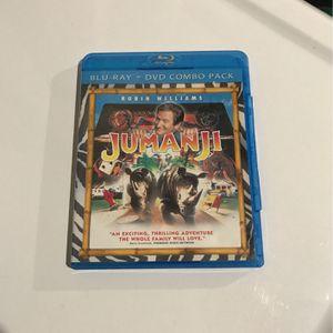 Jumanji (1995) DVD / Blu-ray Combo for Sale in Pico Rivera, CA