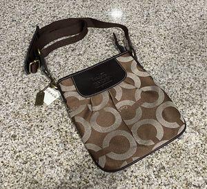 Coach Crossbody Messenger Bag for Sale in Las Vegas, NV