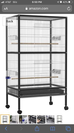 "PawHut 54"" Rolling Flight Cage Extra Large Bird House for Sale in Richmond, CA"
