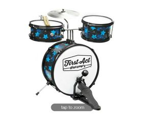 Firstact drum set for kids -New, unopened for Sale in Denver, CO