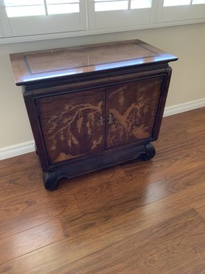 Beautiful Asian cabinet for Sale in Seal Beach, CA