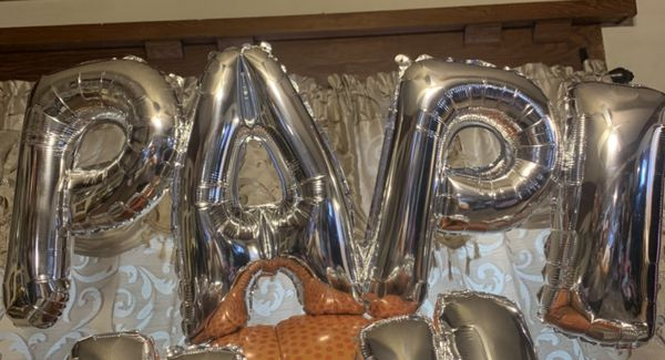 🎈🎈🎈Custom Balloon Letters Gold & Silver🎈🎈🎈