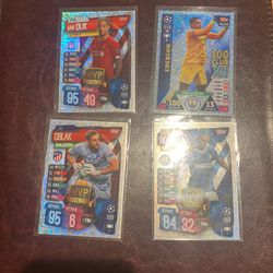 Topps Match Attax Soccer Cards for Sale in Santa Ana,  CA