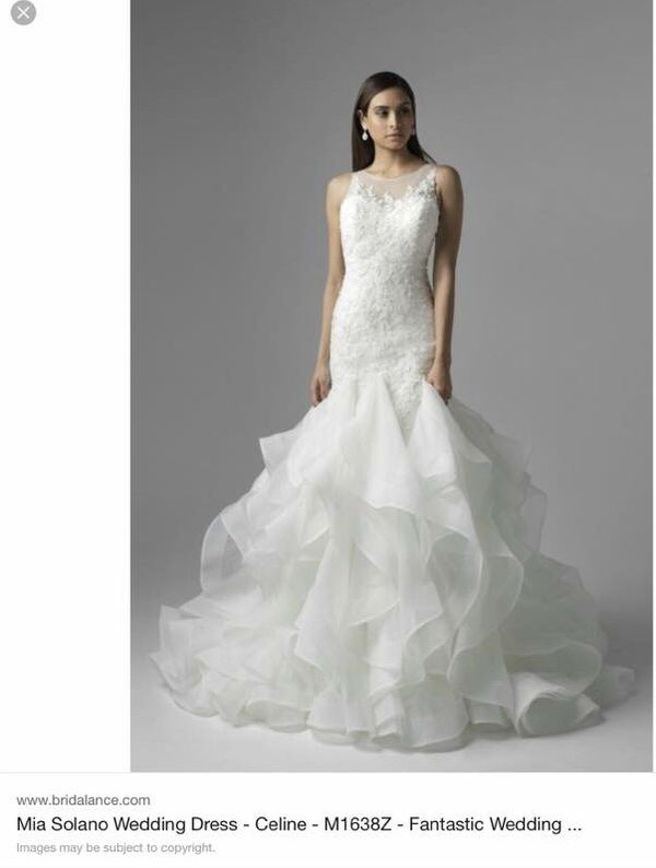 d62d1f6a20e Mia Solano Wedding Dress for Sale in Surprise
