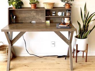 Dey Desk With hutch for Sale in Newport Beach,  CA