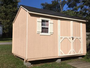 Shed, 12x8, two years old, in great condition, located in E Nashville for Sale in Nashville, TN