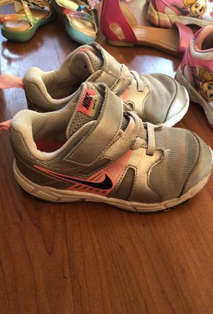 Toddler girl Nike's 10c for Sale in Payson, AZ