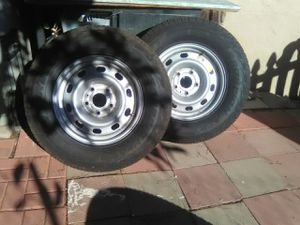 Semi brand new tires for Sale in San Diego, CA