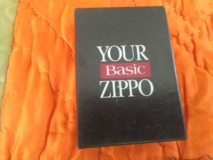 YOUR BASIC ZIPPO for Sale in Collinsville, IL
