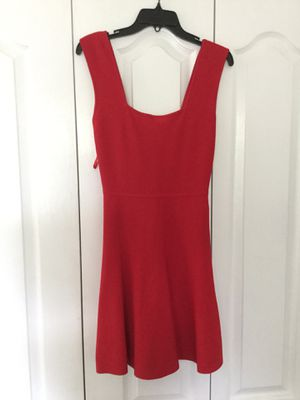 Red Dress (stretchable) size 6 (US) for Sale in Miami, FL