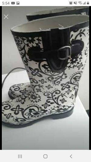 Rain boots for Sale in Spokane, WA