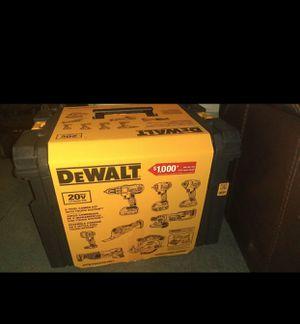 8 piece power tool kit for Sale in Swartz Creek, MI