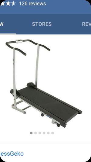 Progear Manual Treadmill for Sale in Dartmouth, MA