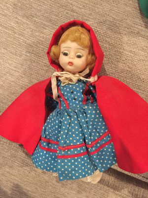 Madame Alexander Doll Red Riding Hood for Sale in Whittier, CA