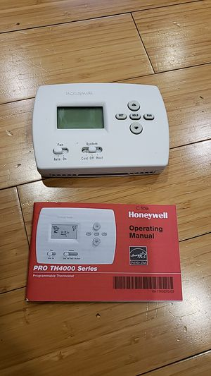 Honeywell thermostat for Sale in Pasadena, CA