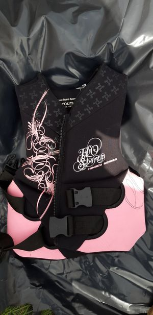 Youth aid vest for Sale in Tacoma, WA