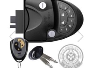 RVLOCK V4.0 - RIGHT HAND W/ INTEGRATED KEYPAD FOR RV'S and Trailers for Sale in Calabasas, CA