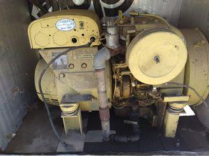RV generator from a 1972 Georgie boy rv for Sale in Amarillo, TX