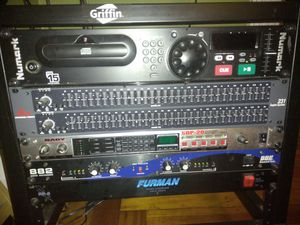 DJ equipment- Restaurant or Club music for Sale in Providence, RI