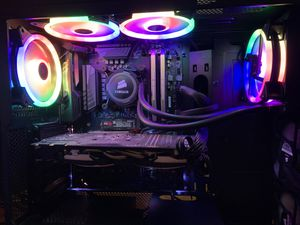 Great Gaming PC - I7 8700 6 Core, GTX 1070Ti, 16GB 3000MHz Ram! for Sale in Los Angeles, CA