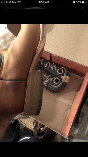 Justin boots for Sale in Dallas, TX