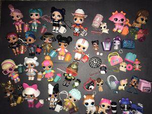 Lol dolls huge lot of 31 for Sale in Portland, OR
